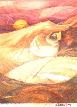 nestledbuddha_card-lit